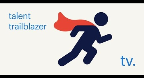 talent trailblazer tv: HR as a business partner.