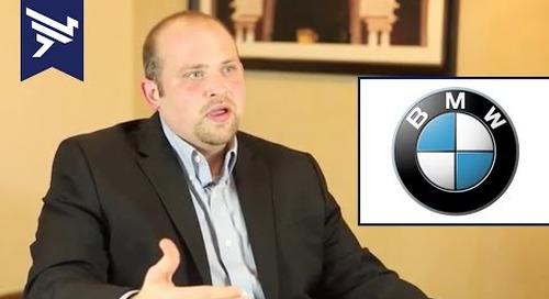 BMW  - ConnectedDrive Platform with a centralized API security service