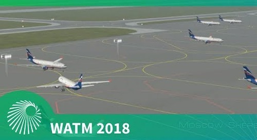 WATM 2018: From Russia with hub - growth strategy for Moscow-area airports
