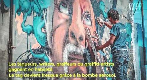 CAPSULE STREET ART - Part04 Graffitti FR