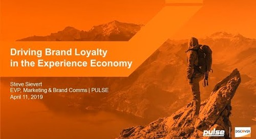Driving Brand Loyalty in the Experience Economy