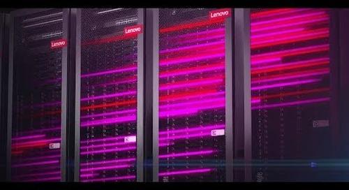 Lenovo ThinkSystem and ThinkAgile: Future-defined Data Center Solutions