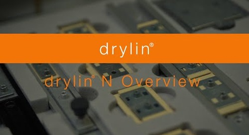 Overview - drylin® N linear bearings
