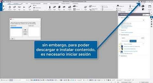 Cómo instalar el Model Template de México para Acero