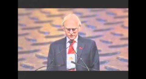 Manfred Warda, ICEM General Secretary, Part 1
