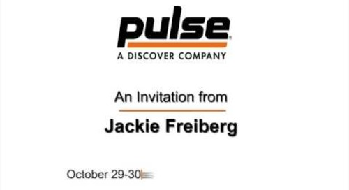 PULSE Executive Participant Summit Invitation