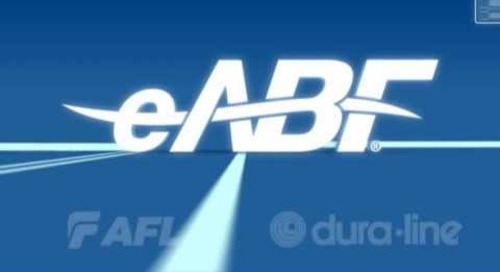 eABF - Enterprise Air Blown Fiber Optic Cable