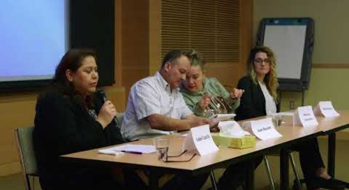 Swindells   Panel Discussion - Swindells Resource Center