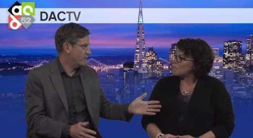 DAC 2015 Overview - Brian Fuller interviews Anne Cirkel