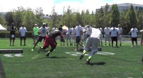 Notre Dame RB Targets - The Opening
