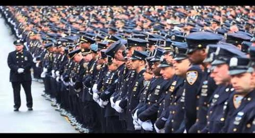 The Bristol Tennessee Police Department Goes To New York