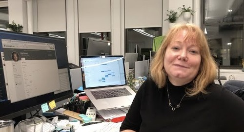Roacher of the Week: Cheri Dannels, Workplace Operations Manager at Cockroach Labs