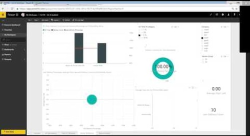 Western Computer: Power BI Vendor Performance Dashboard