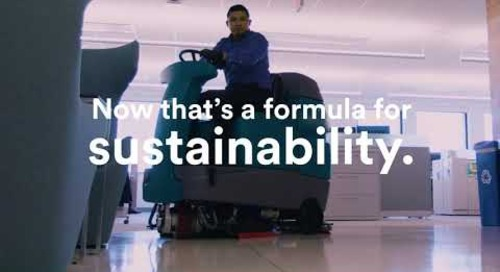 3M™ Floor Pads - Sustainability
