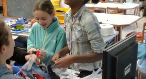 Morganton Day School's Maker Space