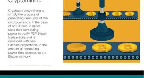 Cisco Demo: Rogue Cryptomining in Your Environment?