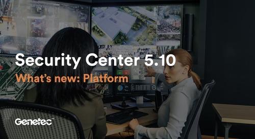 What's new: platform