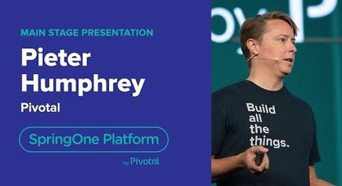 Pieter Humphrey, Pivotal—SpringOne Platform 2018