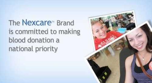 2016 Nexcare™ GIVE Program
