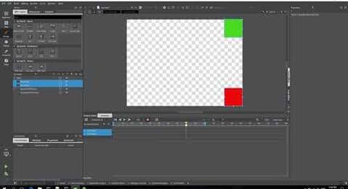 Qt Design Studio: Simple tiny timeline demo