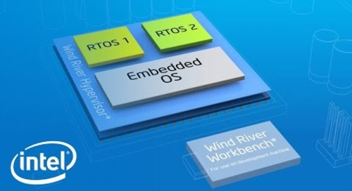 Industrial System Consolidation | Intel