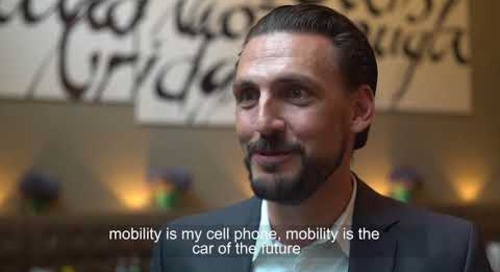 insideMOBILITY® with Jörn Wohlrabe of Allianz SE