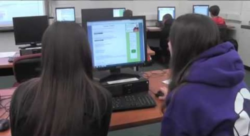 Integrating Technology and Fostering 21st Century Collaboration Westwood Media Center
