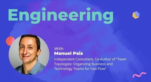 Unbabel Talks - Engineering with Manuel Pais