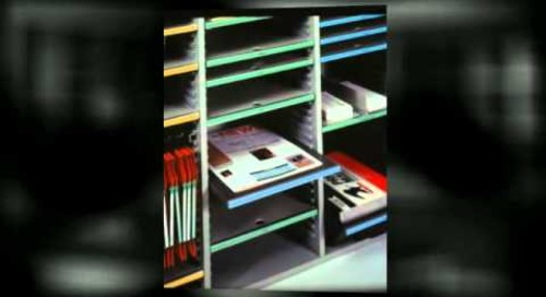 Hamilton Sorter Shelves Trays Shelf Mail Sorting www.StoreMoreStore.com