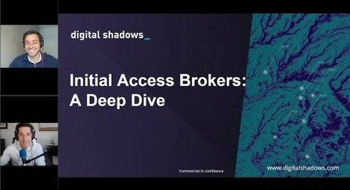 Initial Access Brokers: A Deep Dive