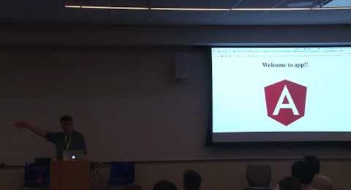NYC JHipster 4: Bringing Together Angular and Spring Boot