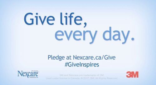 Roll Up Your Sleeve and Give!