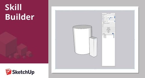 SketchUp & LayOut Template Sync - Skill Builder
