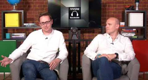 Join the conversation #ArrowBandwidth