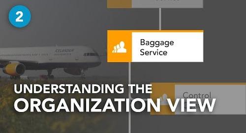 Understanding the ORGANIZATION VIEW with ARIS - Part 2/5