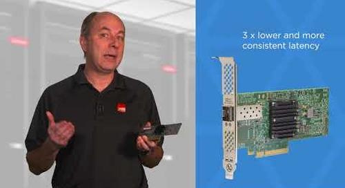 Lenovo Broadcom NX-E PCIe 25Gb SFP28 Ethernet Adapter