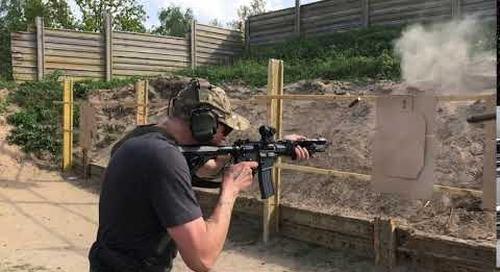 Frag Out! 22422 Drill: Schmeisser ST4F