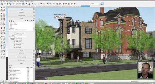 Construction Documentation Extension for SketchUp: A conversation with Mike Brightman