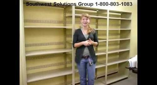 School Supply Shelving Improves Teacher Access at KIPP