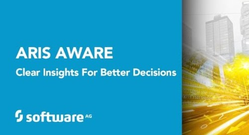 Webinar: ARIS Aware—clear insights for better decisions