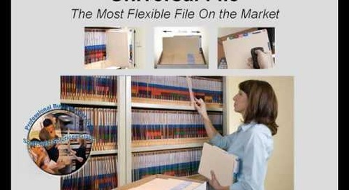 Color Coded End Tab Filing Systems Terminal Digit Filing ph 800-803-1083
