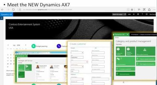 Take a look at the New Dynamics AX7