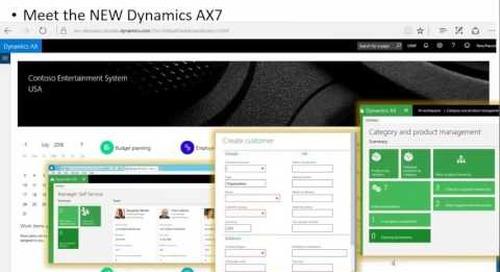 Take a look at the New Dynamics AX7