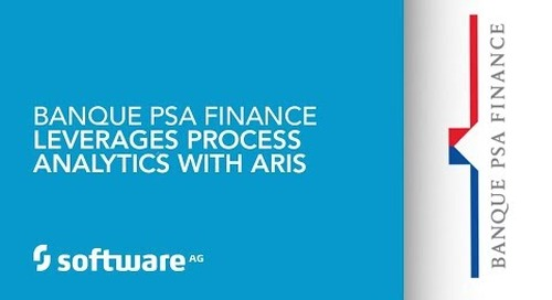 Banque PSA Finance leverages process analytics with ARIS