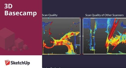 Using 3D Scanners – David Burczyk, Mitchel Stangl | 3D Basecamp 2018