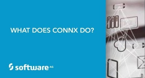 What does CONNX do?