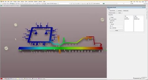 Integrated Design And Analysis Data - PDN Analyzer - Features