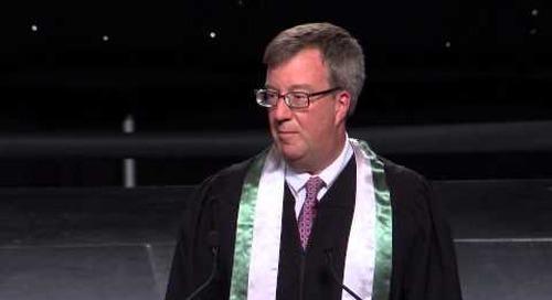 Algonquin College Spring 2013 Ottawa Convocation - Speaker Highlights