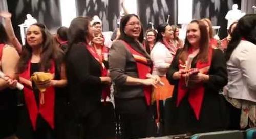 Indigenous Graduate Honouring Ceremony 2015