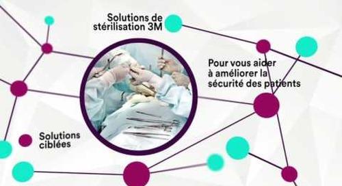Les produits de stérilisation de 3M vous donnent confiance